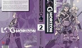 Log Horizon Ofelbe Volume 2 Cover