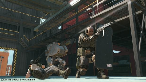 Metal Gear Online Cloacked in Silence Screen 05