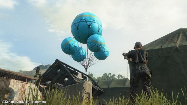Metal Gear Online Cloacked in Silence Screen 12