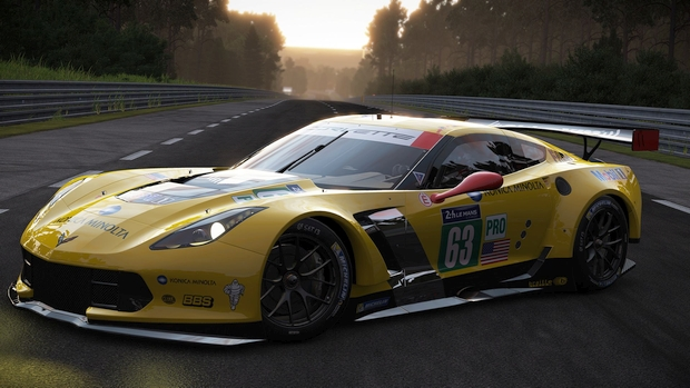 Project Cars Game of the Year Screen 1
