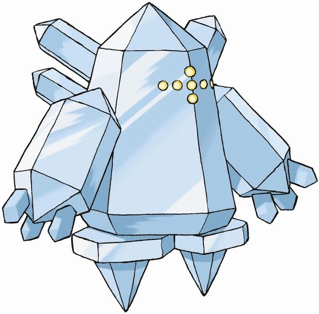 Regice Pokemon