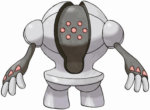 Registeel Pokemon