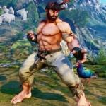 Ryu entre enfin au panthéon de la pilosité faciale!