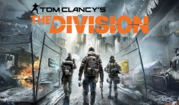 Tom Clancy's The Division Test Review Screen Logo