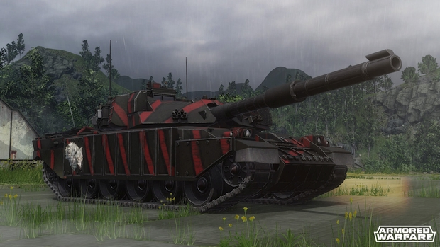 armored warfare wolf pack screen 2