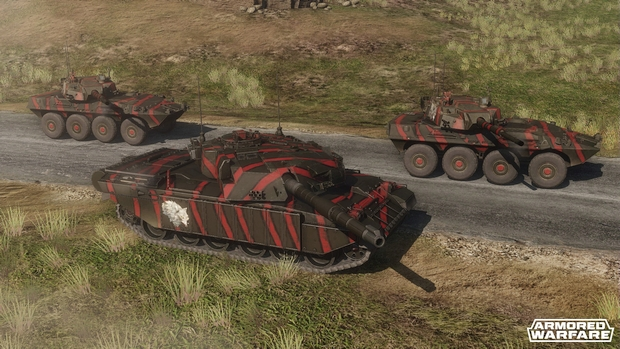 armored warfare wolf pack screen 3