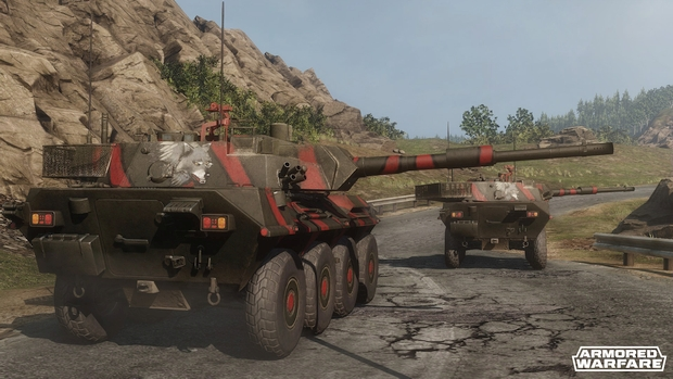 armored warfare wolf pack screen 4