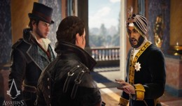 assassin's creed syndicate le dernier maharaja dlc logo