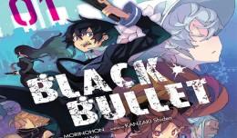 black bullet doki doki volume 1 critique review screen cover