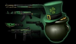combat arms saint patrick