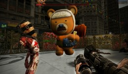 counter strike nexon zombies teddy bear