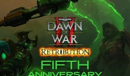 dawn of war 2 retribution necron overlord