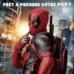 Deadpool débarque au ciné dans un déluge d'explosions et de fun!