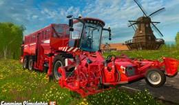 farming simulator 15 dlc holmer logo