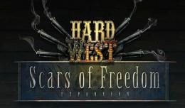 hard west scars of freedom logo
