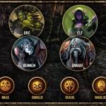 Deux clans, huit races, et des centaines de possibilités tactiques pour un jeu de carte chronophage!