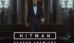 hitman saison premiere logo