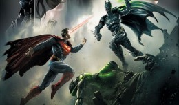 injustice gods among us batman vs superman