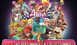 krosmaster arena android logo