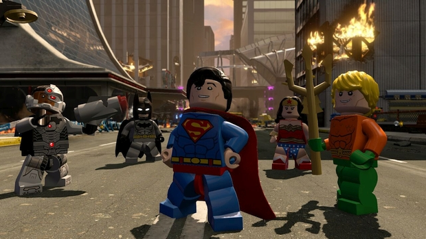 lego dimensions superman pack