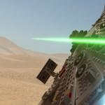 Le Gun Battle System et les batailles spatiales libres illustrent l'A.D.N. de la licence Star Wars