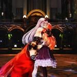 Arnice est chargée de protéger Lylisse jusqu'à... son sacrifice!