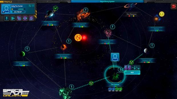 space run galaxy screen 4