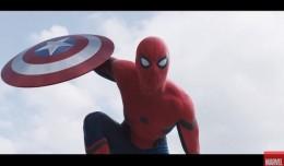 spider-man civil war captain america polemique skin