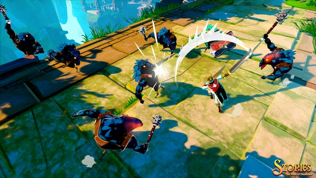 stories the path of destinies 4