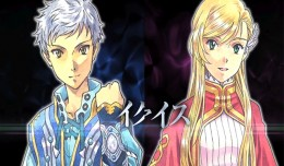 tales of the rays logo characters