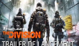 tom clancy's the division launch trailer logo