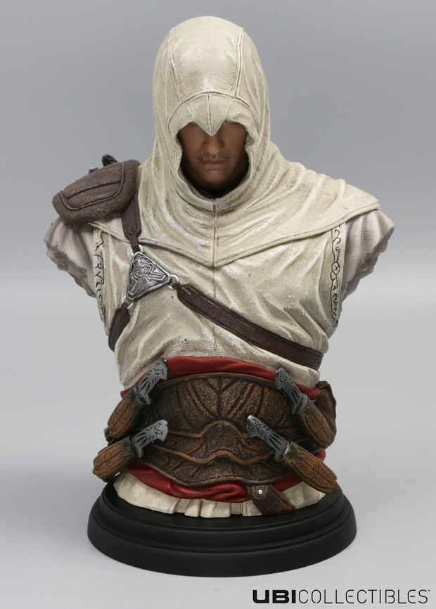 Assassin's Creed Altair bust screen 1