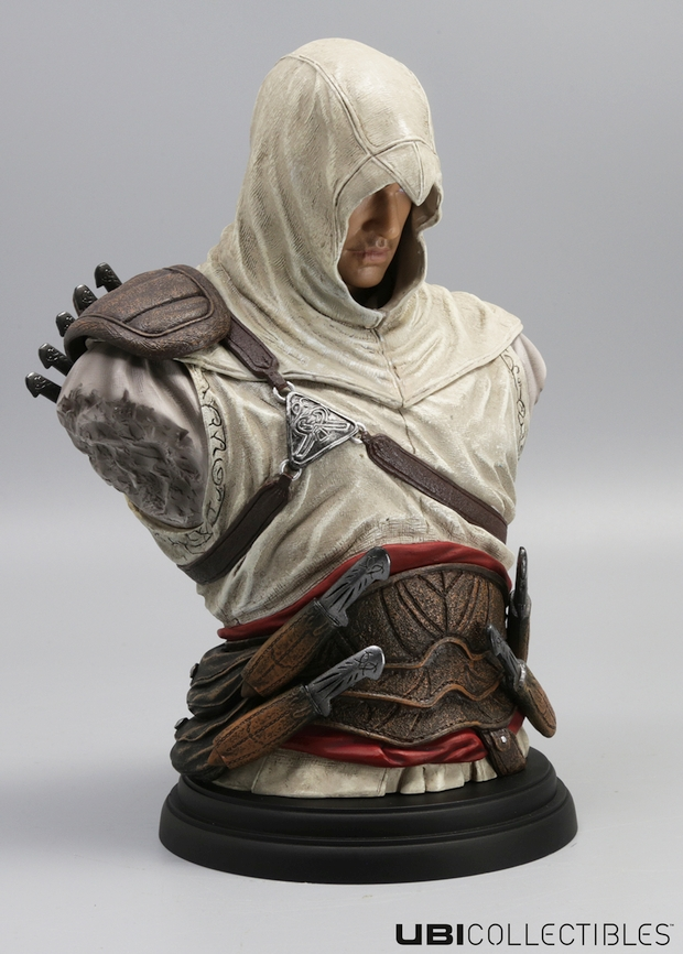 Assassin's Creed Altair bust screen 2