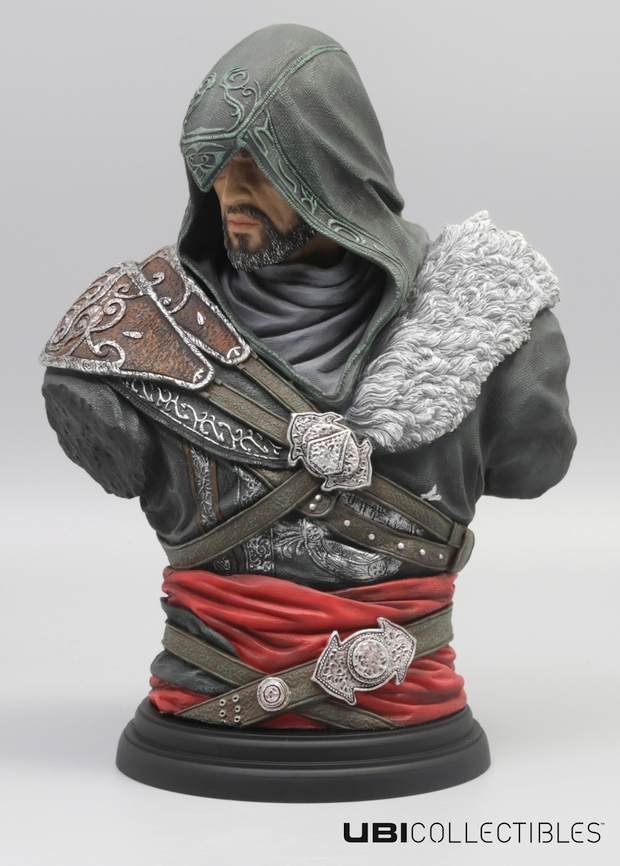 Assassin's Creed Ezio Bust Screen 1