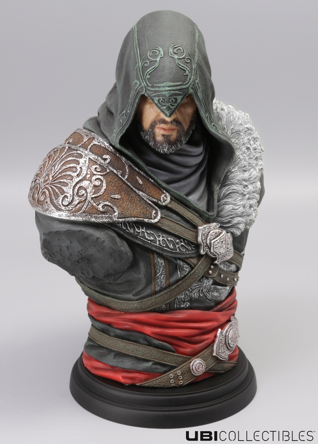 Assassin's Creed Ezio Bust Screen 2