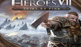 Might & Magic VII Heroes Update Screen Logo