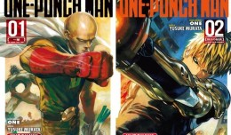 One-Punch Man Volume 1 & 2 Critique Review Screen cover