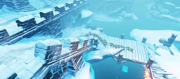 Orcs must die unchained avalanche map