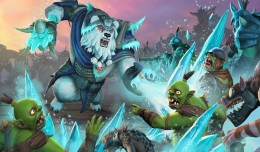 Orcs must die unchained tundra logo