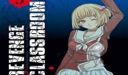 Revenge classroom volume 5 Screen logo cover