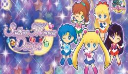 Sailor Moon Drops Screen Logo