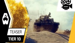 armored warfare tier 10 logo
