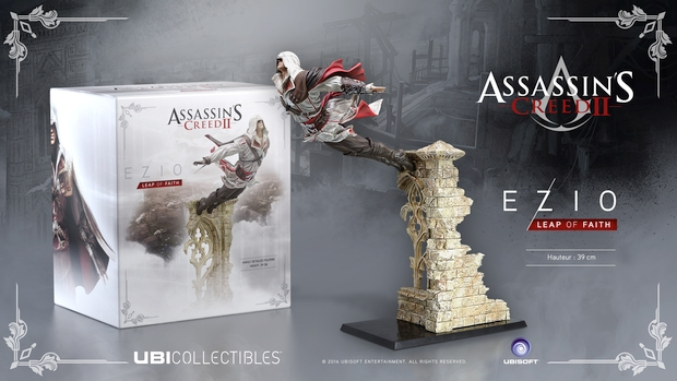 assassin's creed saut de la foi packaging