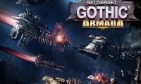 battlefleet gothic armada launch logo
