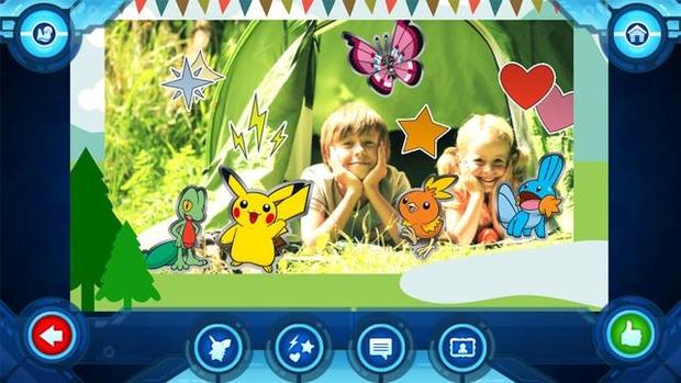 camp pokemon screen 2
