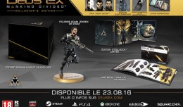 deus ex mankind divided collector's edition figurine adam jensen