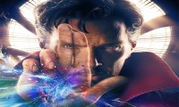 doctor strange disney marvel cumberbatch logo