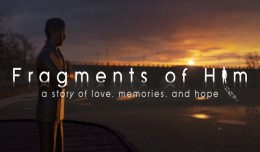 fragments of him launch logo title