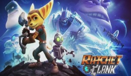 ratchet & clank playstation 4 test review logo