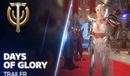 skyforge days of glory trailer